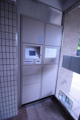 ★宅配ボックス★