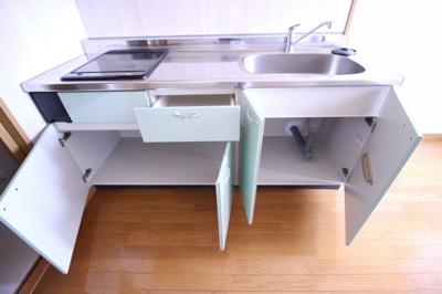 【キッチン】Avanti Parco山本北