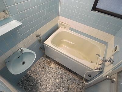 【浴室】鯉川マンション