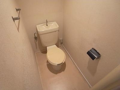 【トイレ】鯉川マンション