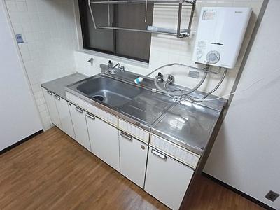 【キッチン】鯉川マンション