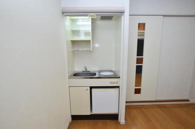 【キッチン】サンキャドマスMinami・堀江