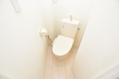 【トイレ】ルーチェ新福島