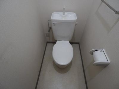 【トイレ】スリージェ壱番館