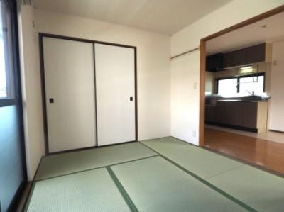 【寝室】セジュール田中2
