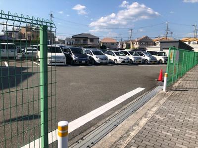 【外観】川西第3駐車場(美園)