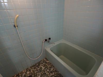 【浴室】摂津コーラルハイツ