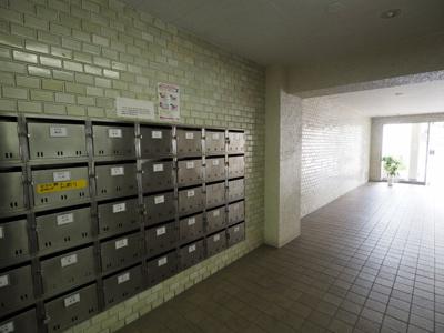 【駐車場】摂津コーラルハイツ
