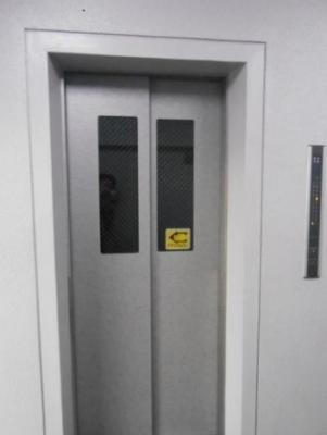 エレベーターです!!