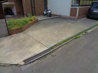 【駐車場】ディアコート東田辺