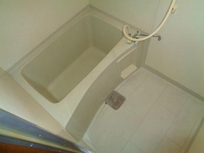 【浴室】ディアコート東田辺