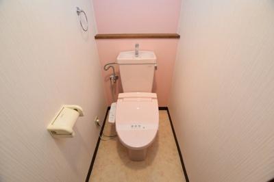 【トイレ】難波パークハウス