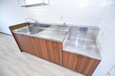 【キッチン】難波パークハウス