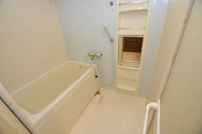 【浴室】難波パークハウス