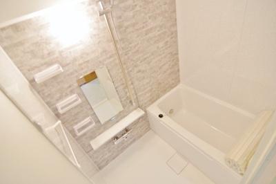 【浴室】カーネリアン東越谷
