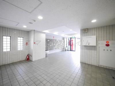 【ロビー】コモド横浜サウス~仲介手数料無料キャンペーン~