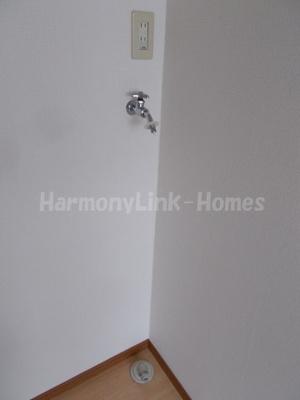 シエスタラークの室内洗濯機置場(水栓)☆(別部屋参考写真)