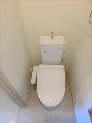 【トイレ】クレール立川
