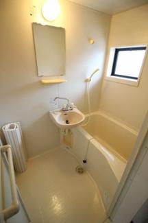 【浴室】デルフィー六甲道