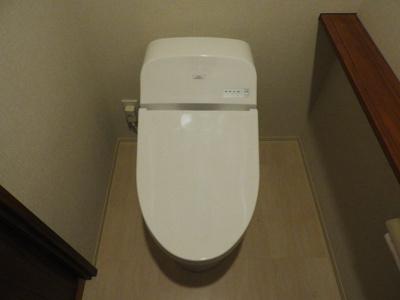 【トイレ】ザ・パークハウス中之島タワー