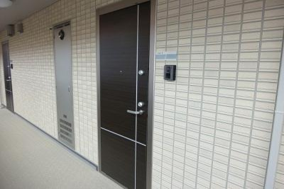 【玄関】ハナミズキ