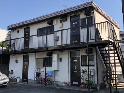 【外観】コーポ須山