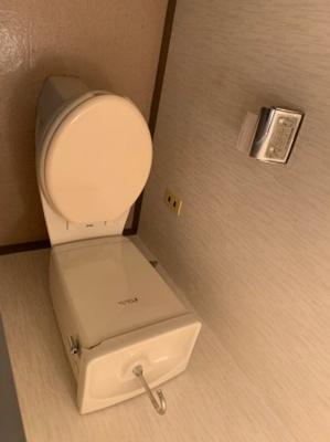 【トイレ】木村マンション