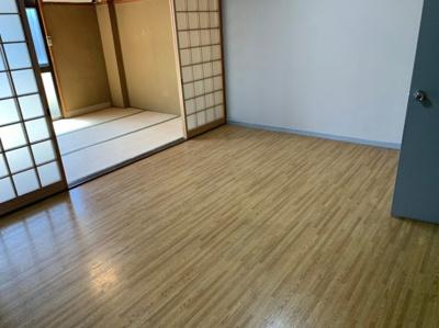 【洋室】木村マンション