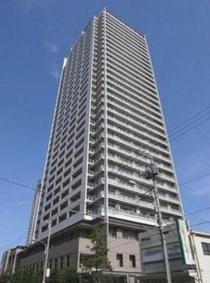 【外観】イーストコモンズ清澄白河フロントタワー 23階