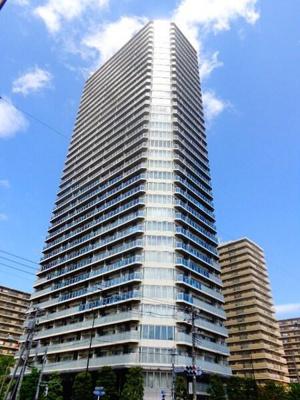 【外観】パークハウス清澄白河タワー 空室 29階部分