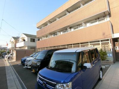 【駐車場】サンクチュアリ城垣