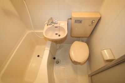 【浴室】マンハイツⅡ