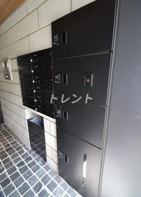 【その他共用部分】ブランシェ高田馬場【Branche高田馬場】