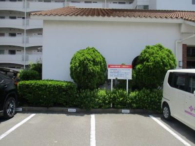 【駐車場】マリンパレス明石