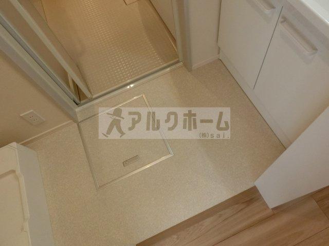 【洗面所】ヘーベルメゾンフュチュール