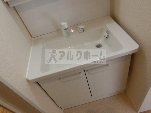 【独立洗面台】ヘーベルメゾンフュチュール