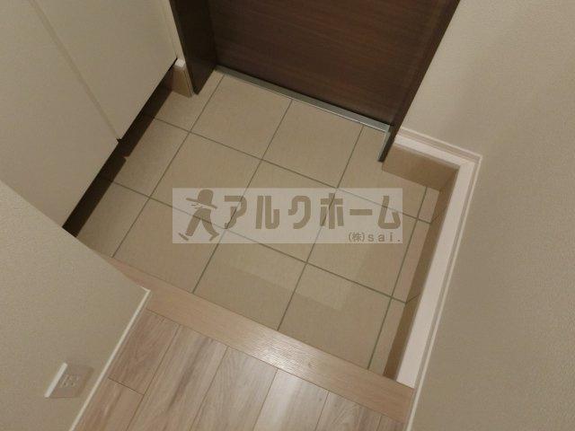 【玄関】ヘーベルメゾンフュチュール