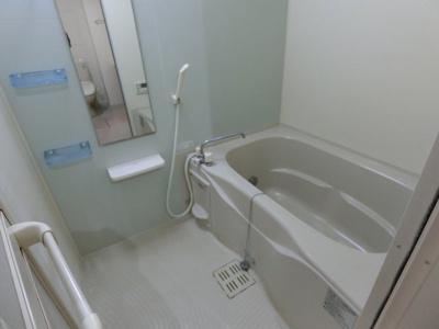 【浴室】ボンヌシャンス