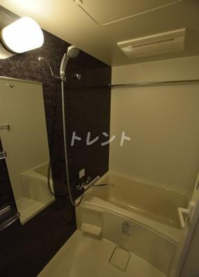 【浴室】ハーモニーレジデンス神楽坂ヒルズfirst