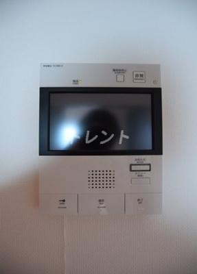 【セキュリティ】ハーモニーレジデンス神楽坂ヒルズfirst