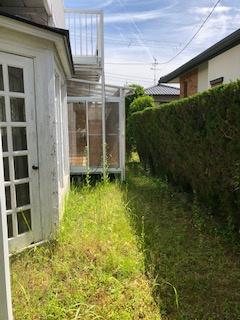 【庭】川西市清和台西4丁目2の54 中古一戸建て