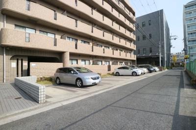 【駐車場】タウンコート咲久良
