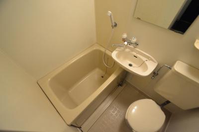 【浴室】マリンクレール六甲2