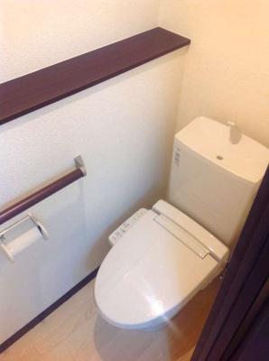【トイレ】miraie 西新