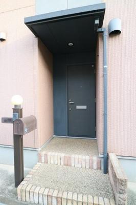 【エントランス】旭ヶ丘3丁目テラスハウス(36番地)