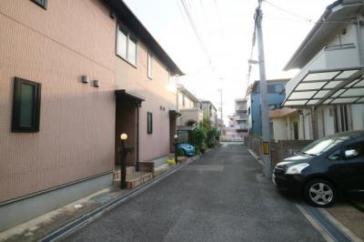 【周辺】旭ヶ丘3丁目テラスハウス(36番地)
