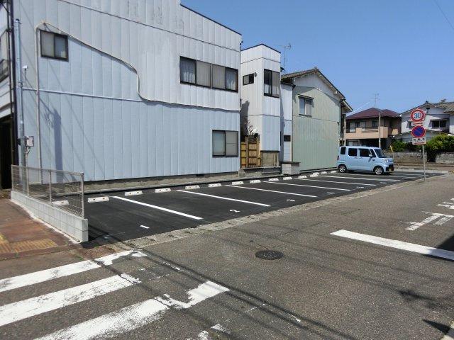 【外観】西園町1丁目月極駐車場