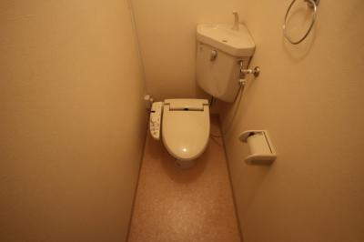 【トイレ】ヴィラオークラ