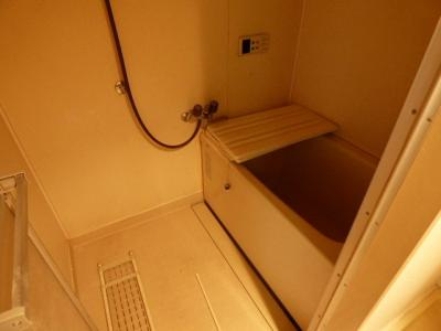 【浴室】サンハイツサワヒラ