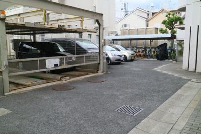 【駐車場】ソルジェンテ陽光園